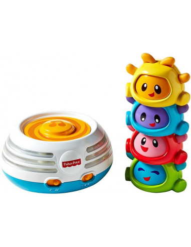 Zenélő piramis - Fisher Price