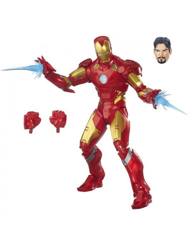 Iron Man figura - Marvel Legends - Hasbro