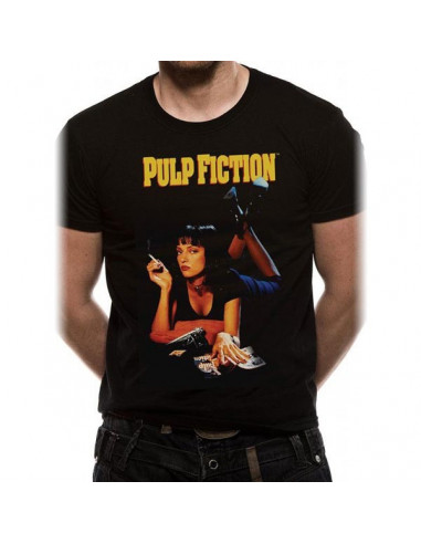 Mia Wallace póló - L méret - Pulp Fiction