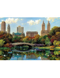 Central Park - 8000 db-os puzzle - Educa 17136