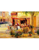 Corner Cafe - 2000 db-os puzzle - Educa 17130