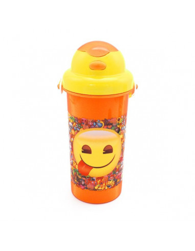 Emoji kulacs - 500 ml