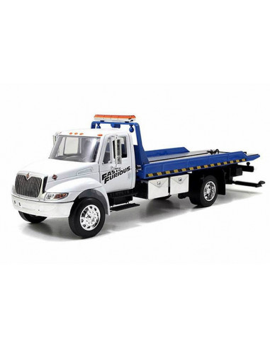 International DuraStar 4400 Flat Bed - Fast & Furious 7.