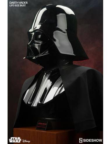 Darth Vader life size bust - Sideshow Collectibles