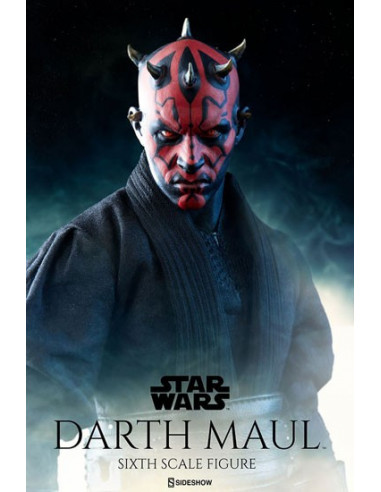 Darth Maul Sixth Scale figura - Star Wars - Sideshow Collectibles