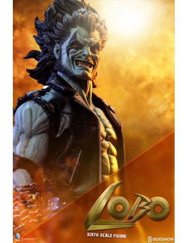 Lobo Sixth Scale figura - DC - Sideshow Collectibles