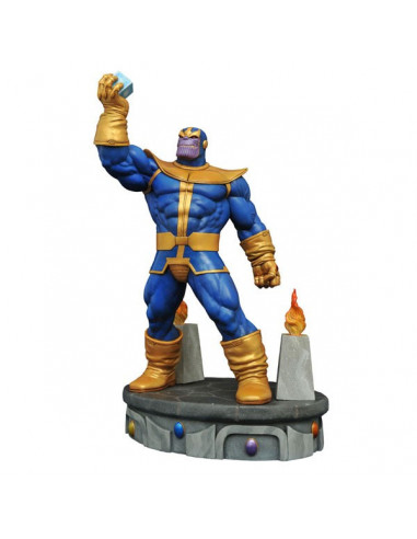 Thanos szobor - Marvel Premier Collection - Diamond Gallery