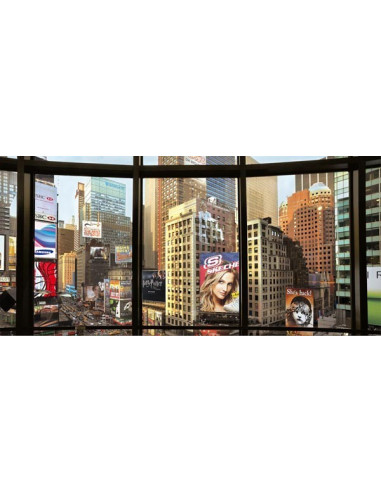 Times Square - 3000 db-os panoráma puzzle - Educa 15179