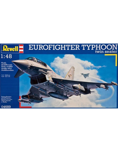 Eurofighter Typhoon twin seater
