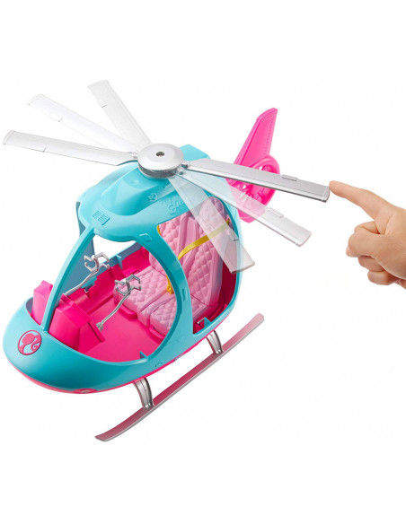 Barbie helikopter -