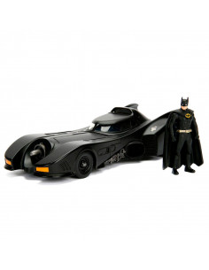Batmobile Batman figurával - Batman 1989 - Jada Toys -