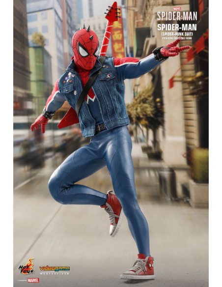 copy of Advanced Suit Spider-Man Sixth Scale figura - Video Game Masterpiece Series - Hot Toys -