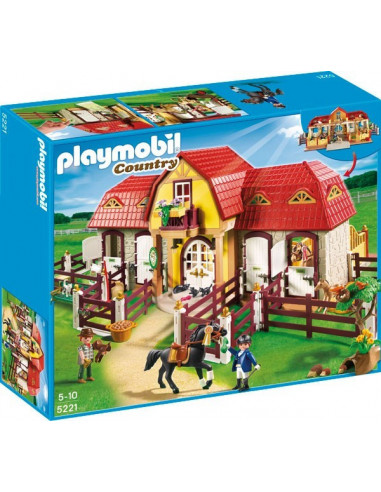 Lovarda - Playmobil country 5221