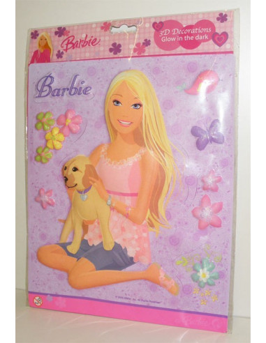 3D Barbie matrica 2.