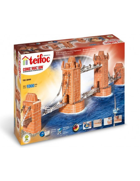 Tower Bridge - Teifoc 2000 -