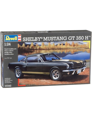 Shelby Mustang GT 350 H- Revell 07242