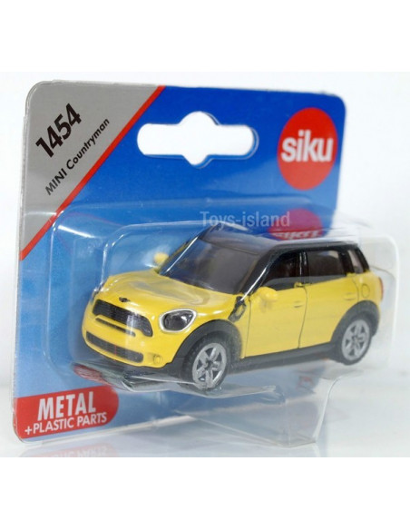 Mini Countryman kisautó - Siku 1454 -