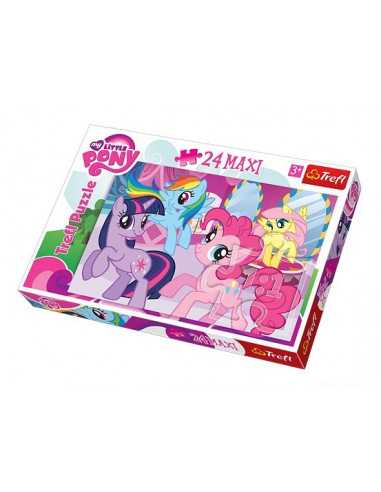 My Little Pony - 24 db-os maxi puzzle - Trefl