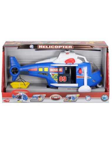 Elemes Mentőhelikopter  - Dickie Toys -