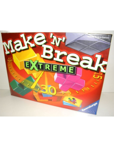 Make'n Break Extreme társasjáték