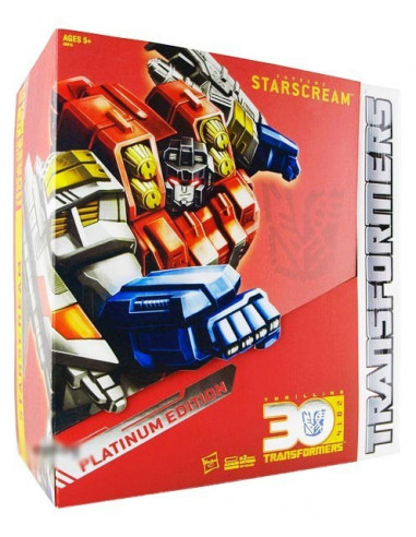 Starscream - Platinum Edition - Transformers