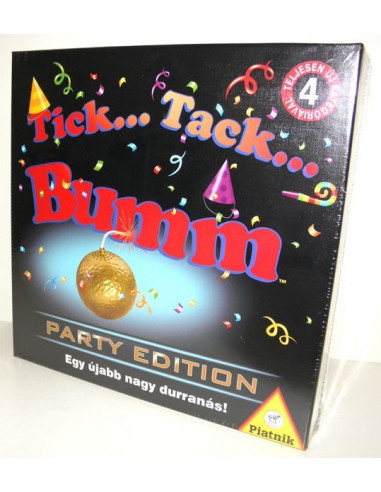 Tick...Tack...Bumm Party