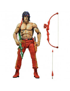 Rambo - First Blood - videogame edition - NECA