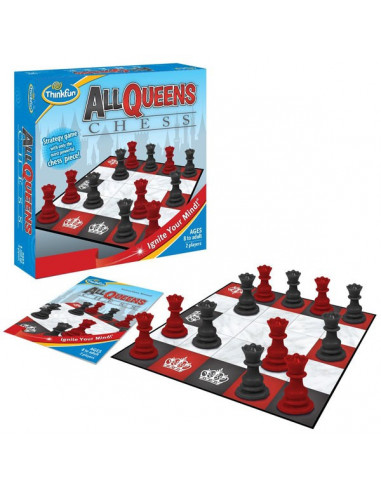 All Queens Chess - Thinkfun