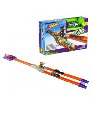 Split Speeders Ninja-csapás kilövő - Hot Wheels
