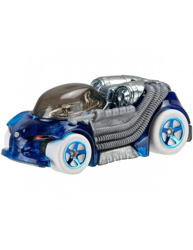 Mr. Freeze kisautó - DC - Hot Wheels