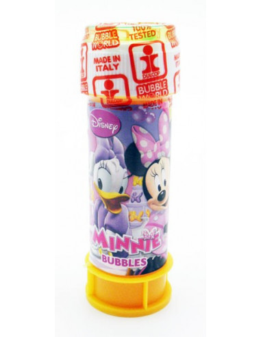 Minnie buborékfújó - 60 ml