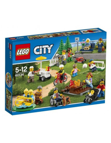 Móka a parkban - Lego City - 60134