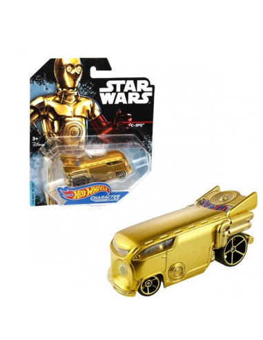 Star Wars kisautó - C-3PO - Hot Wheels