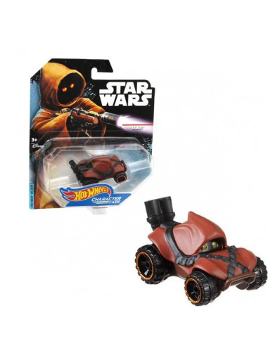 Star Wars kisautó - Jawa - Hot Wheels