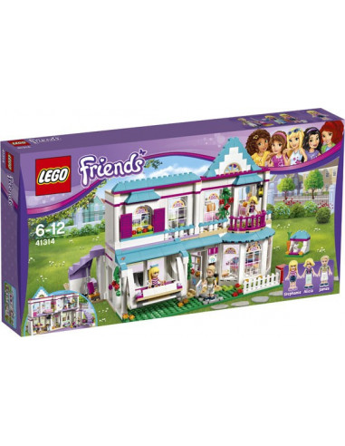 Stephanie háza - Lego Friends - 41314