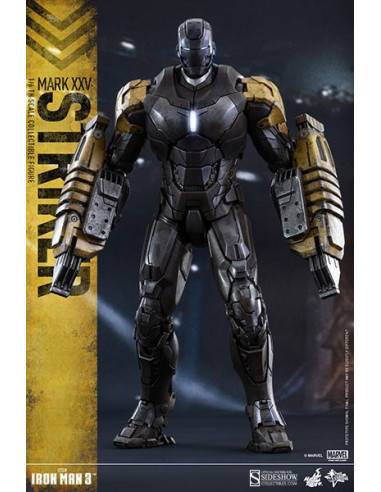Striker (Mark XXV) Sixth Scale figura - Iron Man - Sideshow Collectibles