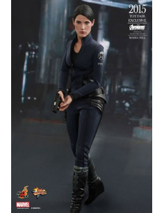 Maria Hill Sixth Scale figura - Avengers: Ultron kora - Sideshow Collectibles