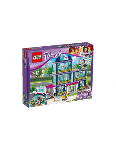 Heartlake kórház - Lego Friends - 41318