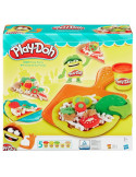 Pizza party - Play-Doh
