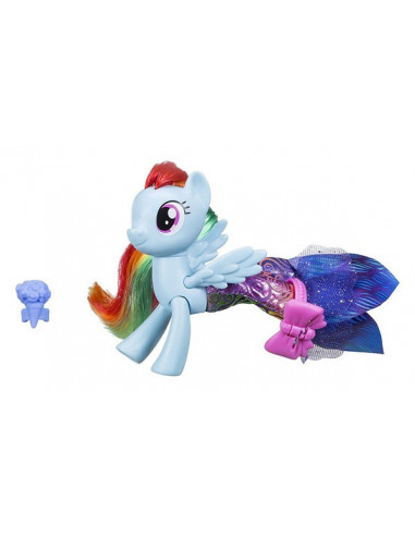 Rainbow Dash tengeri divat figura - My Little Pony