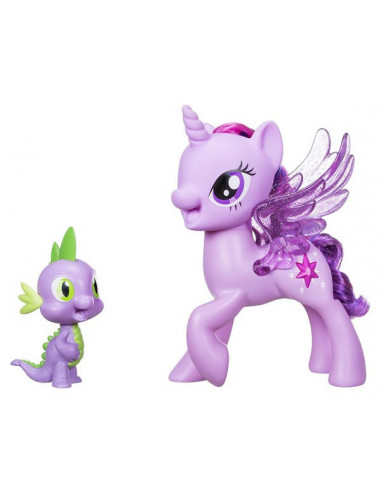 Twilight Sparkle és Spike duettje - My Little Pony - A film