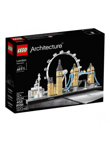 London - Lego Architecture 21034