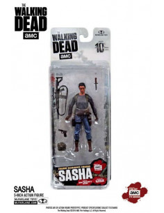 Sasha figura - The Walking Dead - 10. széria