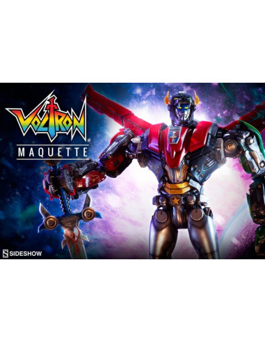 Voltron Maquette - Sideshow Collectibles