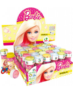 Barbie buborékfújó - 60 ml -